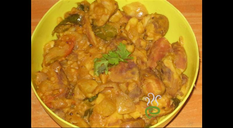 Jackfruit Spicy Masala