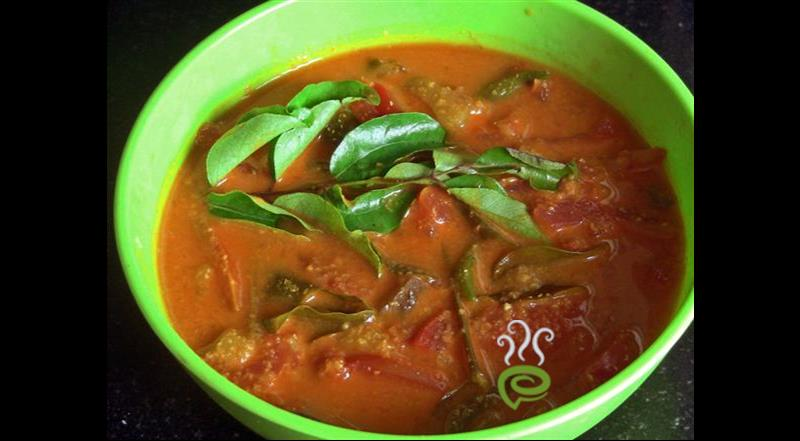 Kerala Simple Tomato Curry