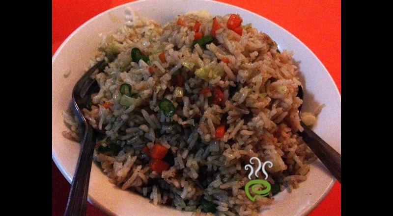 Kerala Style Vegetable Fried Rice