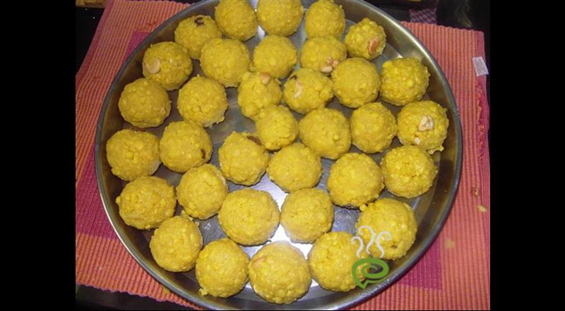 Tasty Home Made Boondhi Ladoo