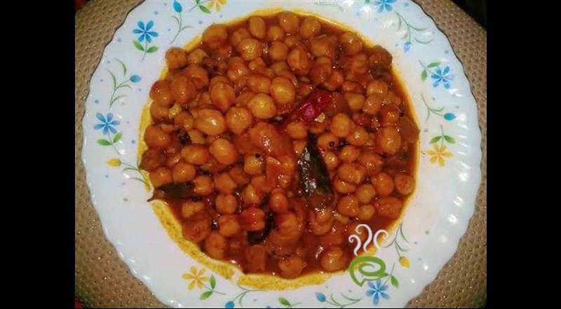 Capsicum-Channa Curry