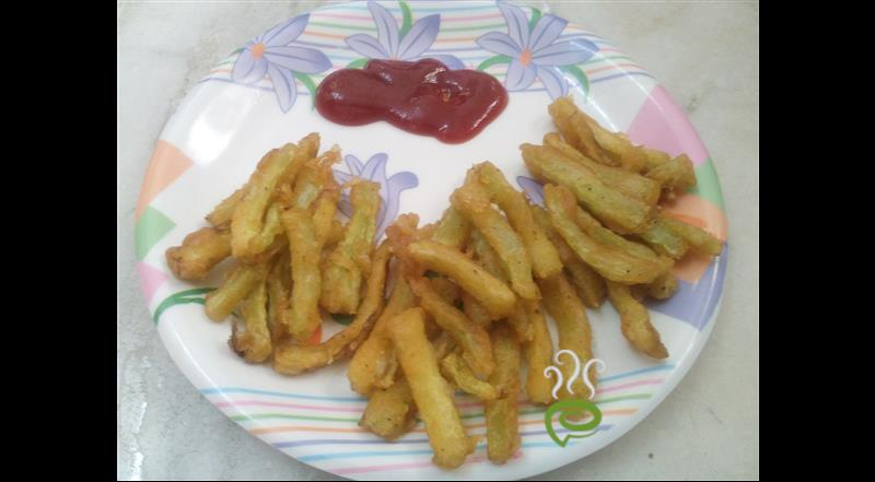 Snake Gourd French Fries
