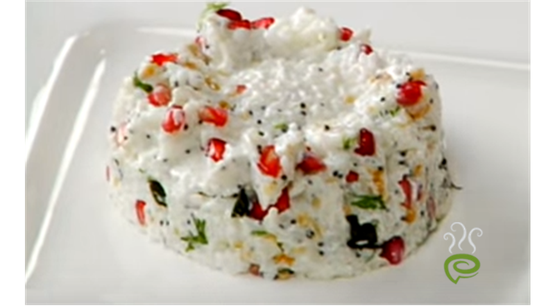 Curd Rice Video Recipe