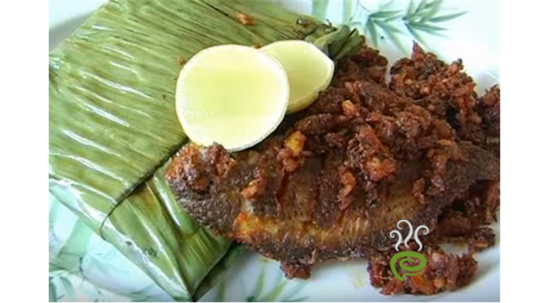 Karimeen Pollichathu Video Recipe | Pachakam