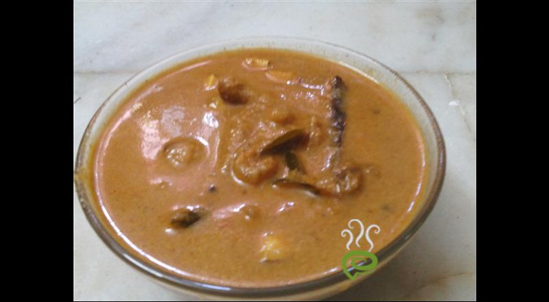 South Indian Dryfish Gravy | Pachakam