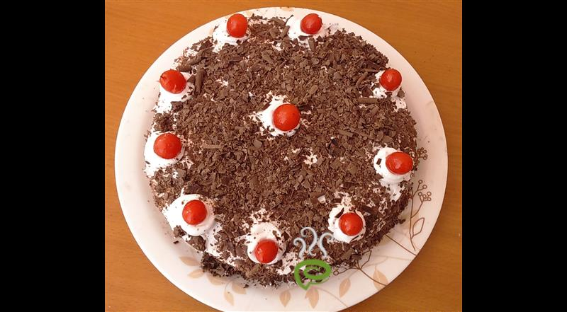 Chocolate Cake Recipe In Kannada: Black Forest Cake Recipe