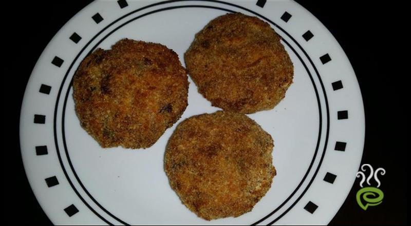 Channa Cutlet Easy