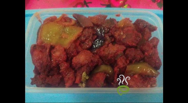 Boneless Chilly Chicken