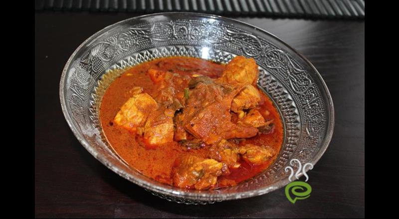 Chicken Curry (Palakkad Style)