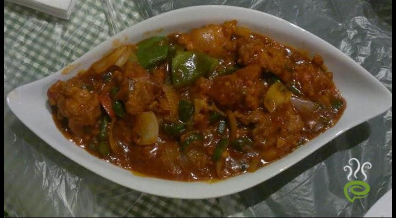 Chilly Chicken In Chinese Style | Pachakam