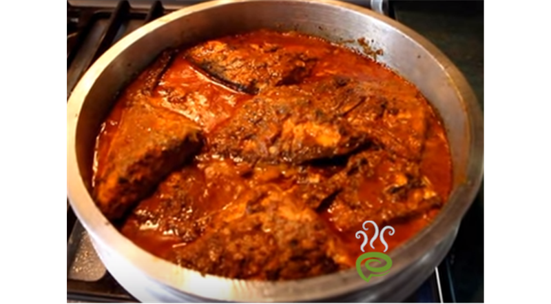 Fish Masala Video Recipe