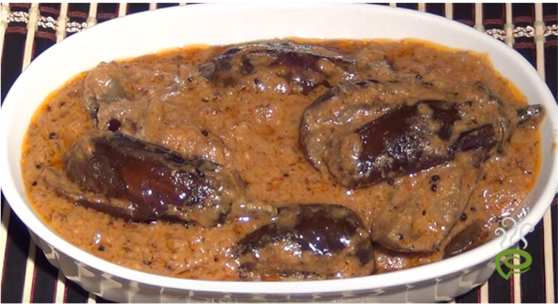 Bagara Baigan Video Recipe
