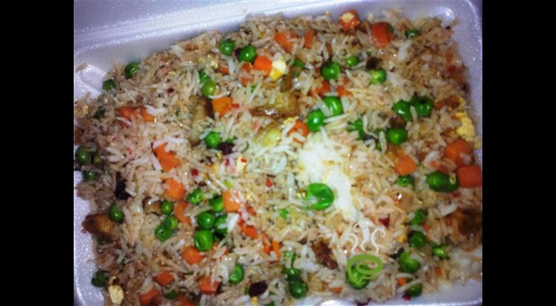 Vegetable Fried Rice - Lunch Box Special