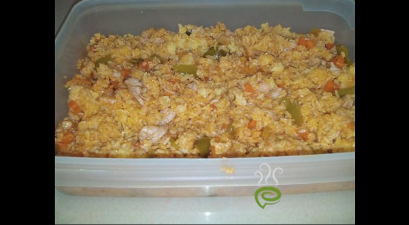 Easy Fried Rice Home Made