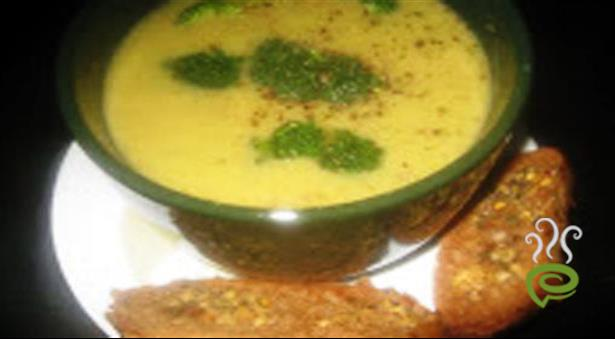 Home Made Broccoli Soup