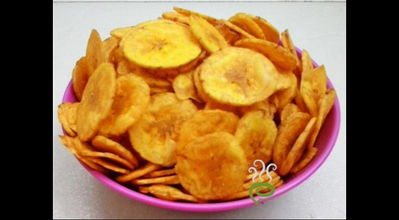 Tasty Banana Chips