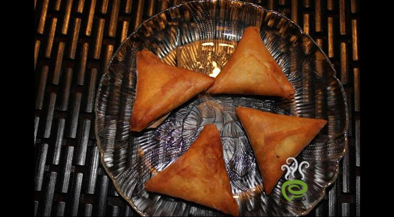 Chicken Samosa - Crispy And Tasty
