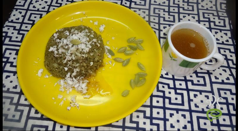 Green Gram Puttu