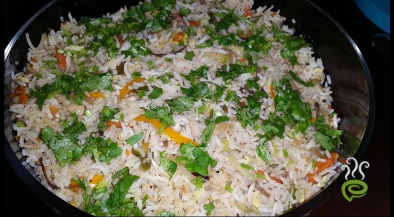 Delicious Pork Fried Rice