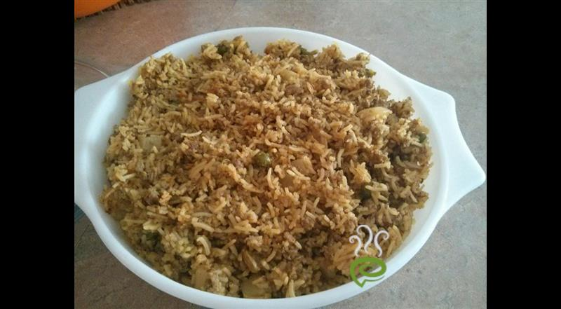 Spicy Vegetable Pulao