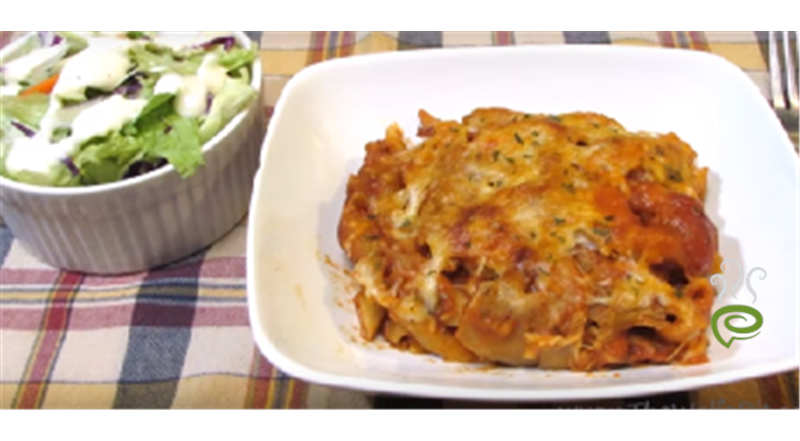 Chicken And Pasta Casserole - Indiainteracts | Pachakam