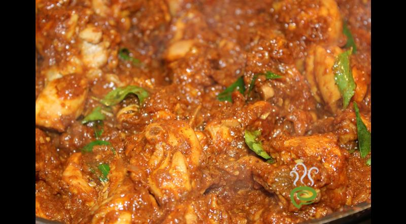 Traditional Spicy Chicken Curry | Pachakam