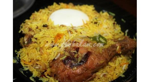 Kerala Simple & Nice Chicken Biriyani(Kozhi Biryani)