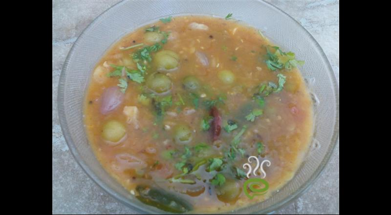 Sundakka (Turkey Berry) Sambhar