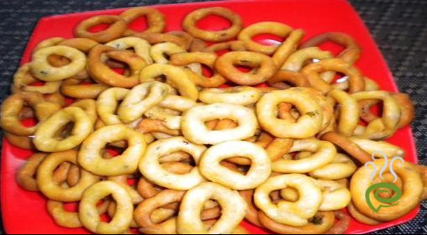 Fried Rice Rings