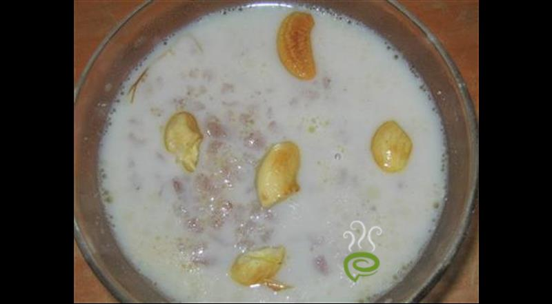 Red Rice Flakes Kheer