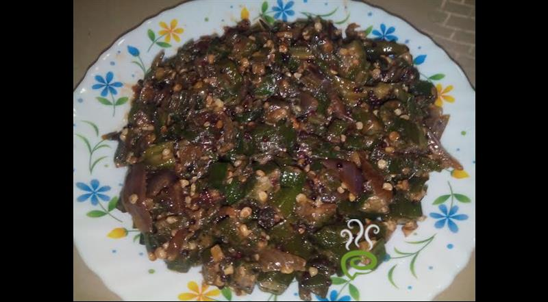 Bhindi Masala - Simple And Delicious