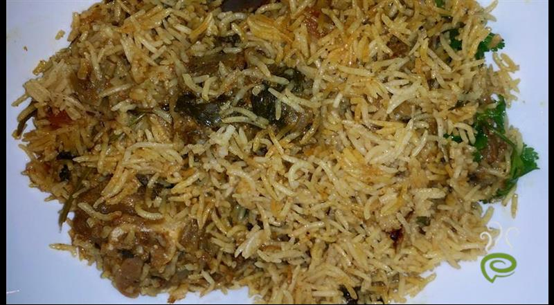 Andhra Simple Chicken Biriyani(Kozhi Biryani) | Pachakam