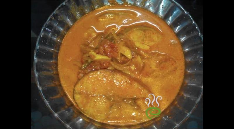 Coconut Fish Curry (Naadan)