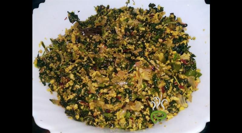 Cheera (Spinach) Thoran