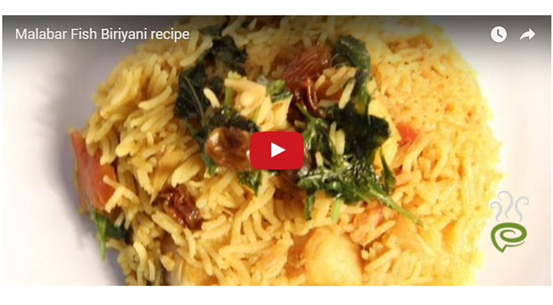 Malabar Fish Biriyani (Meen Biryani)- Mouth Wateri