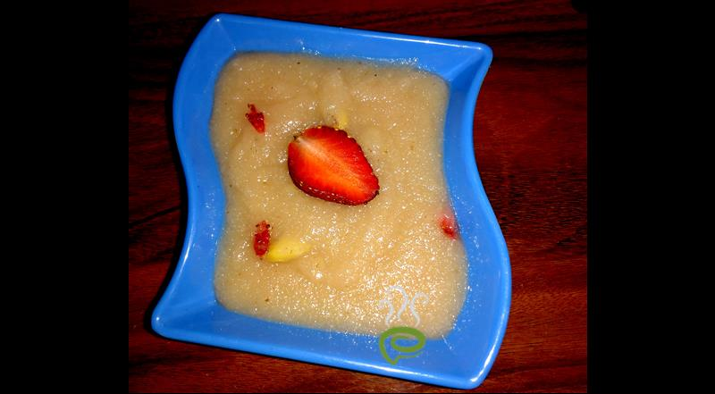 Strawberry Kesari