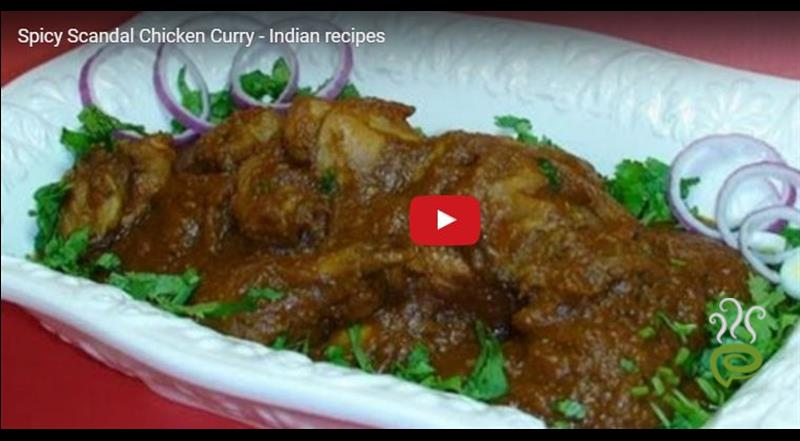 Spicy Chicken Curry Video - Indian Recipes