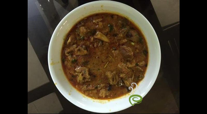 Easy Mutton Curry