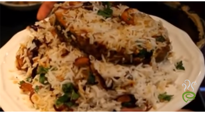 Fish Biryani Video Recipe - Mia Kitchen (Meen Biry