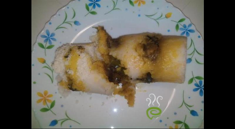 Chicken Puttu - Tasty