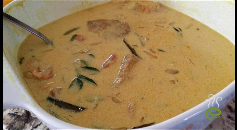 Coconut Milk Fish Curry