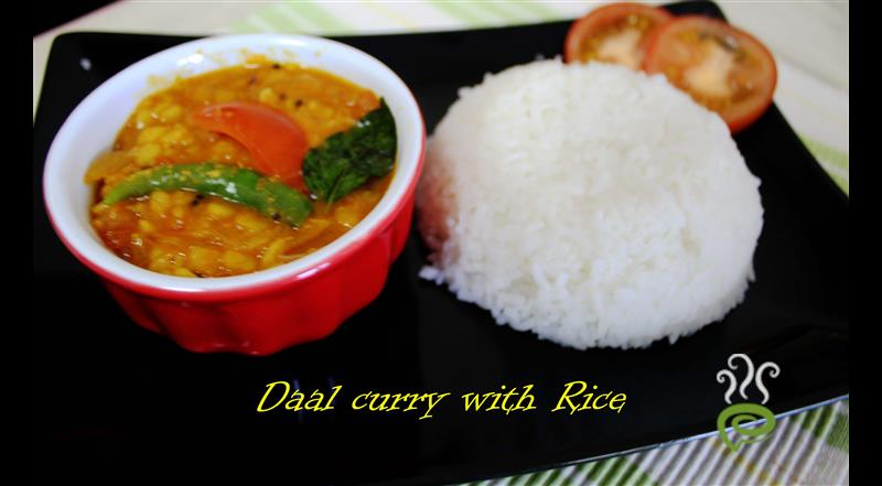 Daal Curry (Parippu Curry )