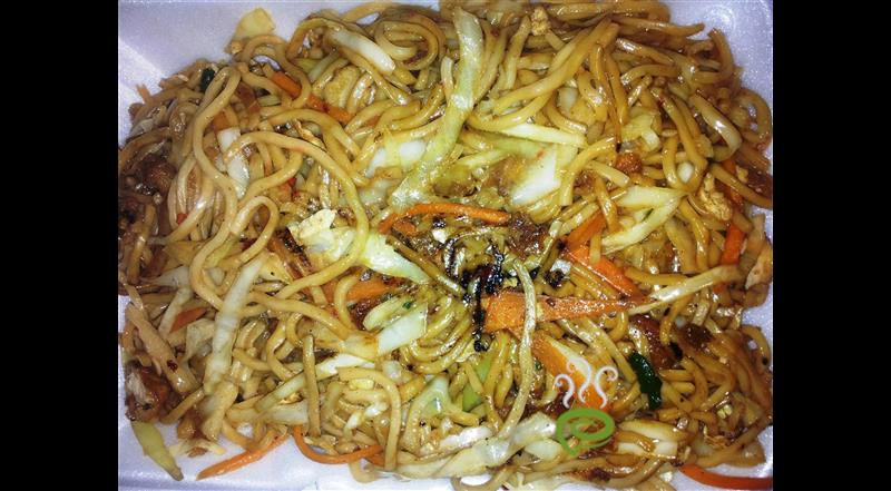 Crispy Egg Noodles With Vegetables | Pachakam