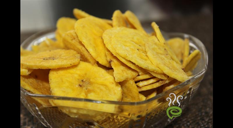 Banana Chips - Delicious Snack