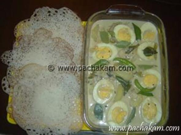Palappam (South Indian Appam)
