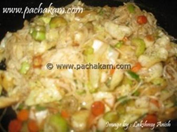 Pasta Salad In Mustard Garlic Dressing | Pachakam
