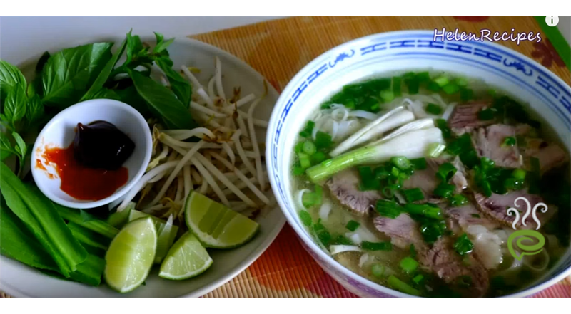 Pho (Noodle Soup) | Pachakam