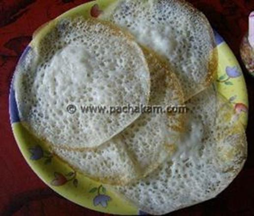 Plain Flour Appam