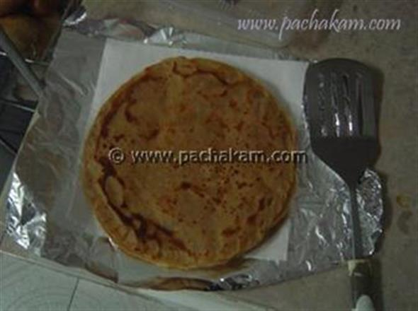 Porotta - North Indian Style | Pachakam