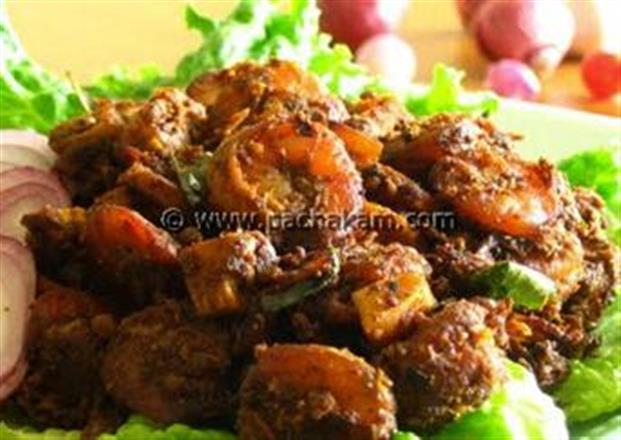Prawn Roast - Delicious | Pachakam